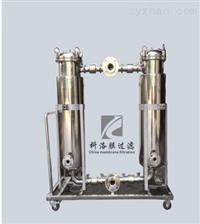 灵活-节能-高效-密闭保温袋式过滤器