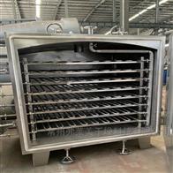 热敏性物料方形真空干燥机