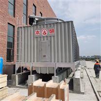 南京方形冷卻塔 日本工匠大師精工鑄造