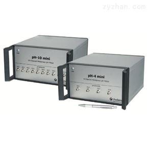 pH-4 mini / pH-10 mini单通道和多通道pH计