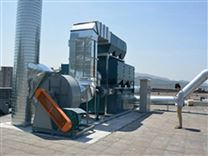 催化氧化燃燒設備