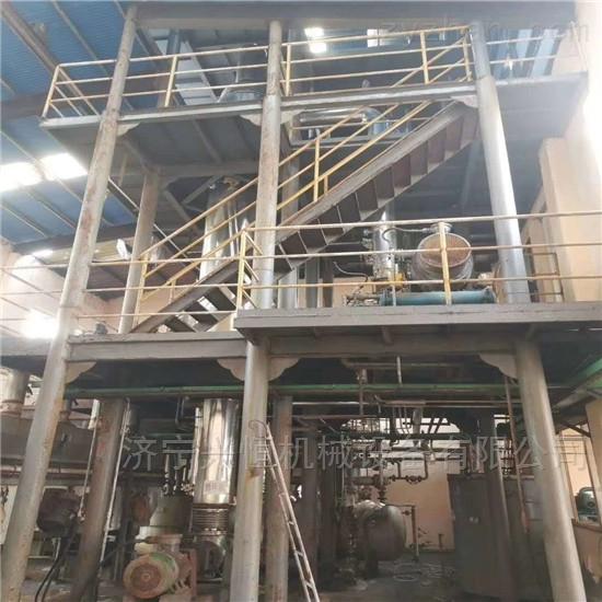 新订3.2吨MVR钛材蒸发器 双效钛设备