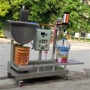 30L压盖花篮灌装机,上海广志固化剂罐装机