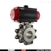 VT2HDW33A对夹式气动球阀