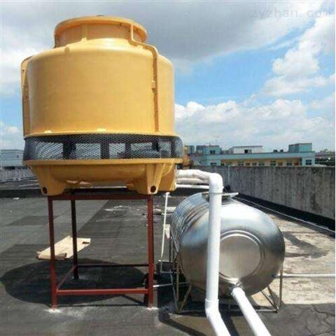 湖北低噪音玻璃钢冷却塔