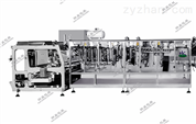 生產四邊封袋裝機_水平式卷膜包裝機_卷膜機
