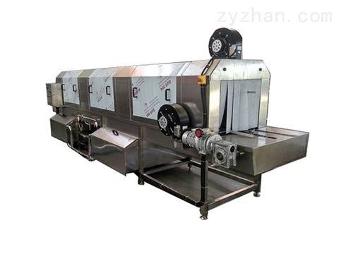 DRT吹塑托盘快速去油污洗涤净化设备