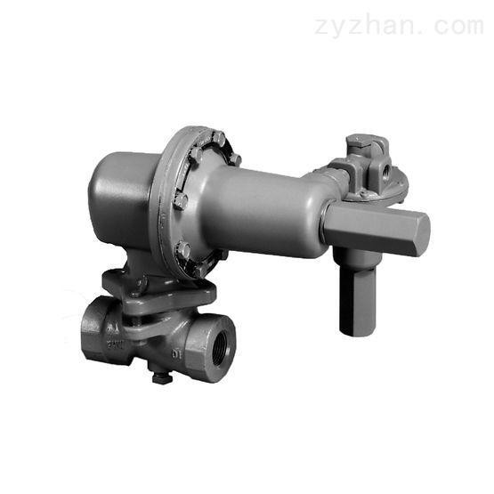 Fisher 627F 型系列减压型调压器