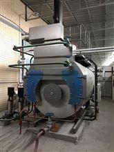 1T/H二手燃油燃气高压锅炉