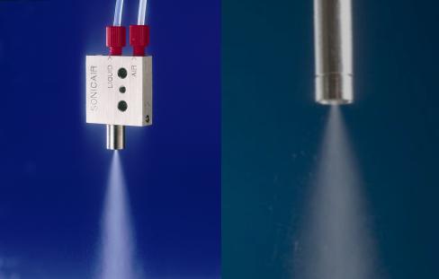 微量喷涂系统解决方案--以预充式注射器硅油喷涂为例