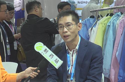 嘉柏利通柯信:对洁净防护装备行业的未来发展充满信心!