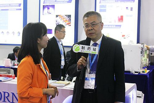 姜毅:康寧反應器在中國市場付出的勞動,都很值得