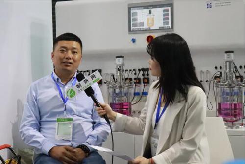 汇森生物冯道平:把心态放好,努力解决发酵罐行业瓶颈问题