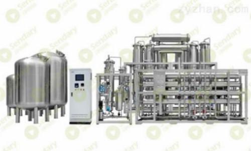 科瑞环保注射用水设备采用人性化设计,安全可靠