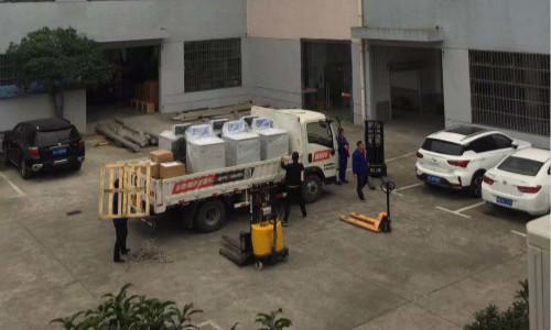 盧湘儀6臺冷凍離心機成功發貨,并已完成安裝調試