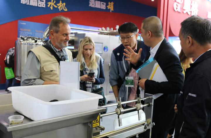 甘肃恒跃成功参加第57届药机展