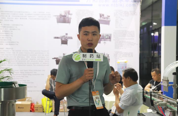 專訪南通博瑯機械科技有限公司唐學存