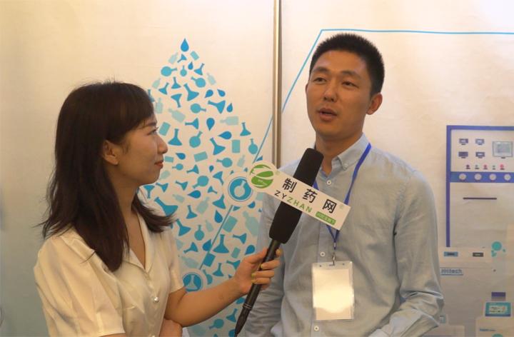 專訪上海和泰儀器有限公司大區經理季飛