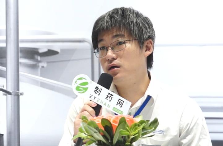 专?#27599;?#38534;测量仪器(上海)技术服务部经理冯乐