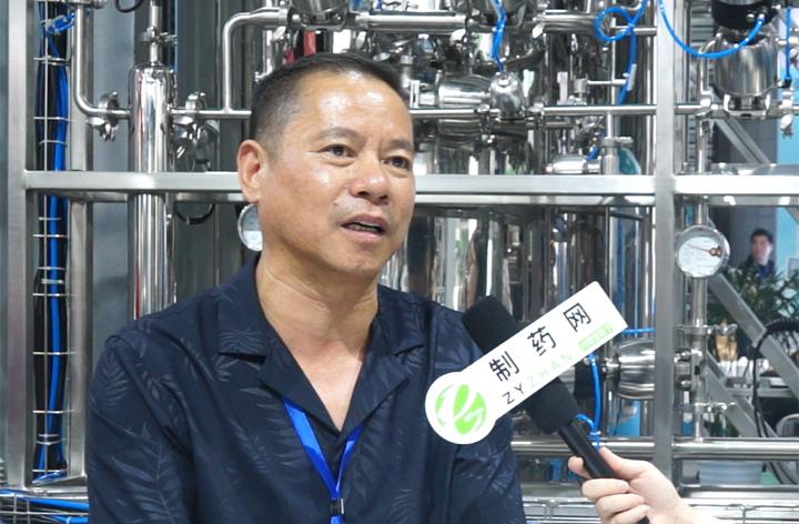 專訪浙江天聯機械有限公司董事長沈永華
