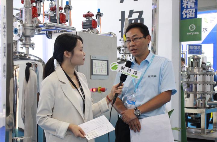 专访北汇九泽(山东)智能装备有限公司总经理张文境