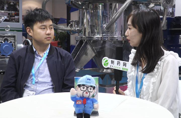 专访宜兴精新粉体设备科技有限公司总经理陆云博