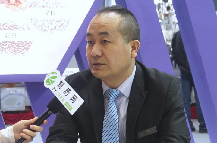 專訪天水華圓醫療器械有限公司市場部部長吳勤學