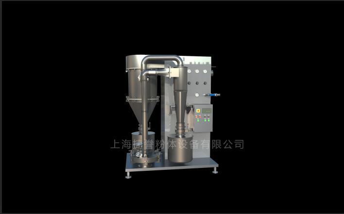 「气流粉碎机」气流粉碎机的新发展