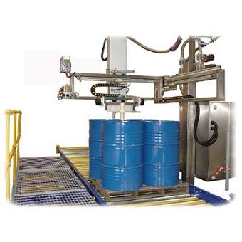 吨桶自动灌装生产线