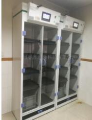 无管式净气型药品柜