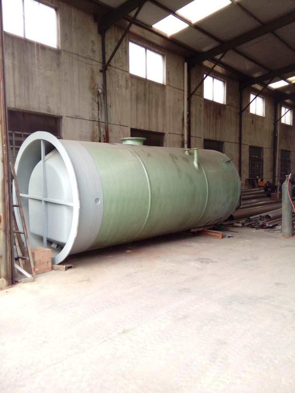 上海一体化泵站厂家